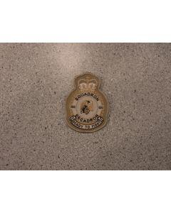 7106 33A - 404 Sqn Heraldic Crest Tan