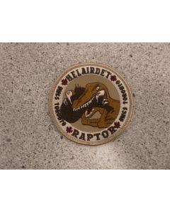 7255 - HMCS TORONTO Raptor Patch Tan