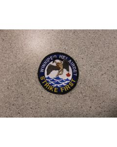 7351 - HMCS WINNIPEG Helairdet Strike First patch