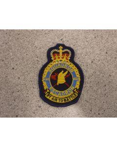 7353 47 F - 450 Squadron Heraldic Crest