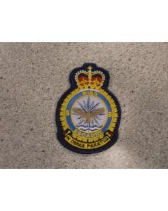 7457 - 45 F 8 Wing Trenton Heraldic Crest