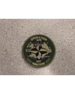 7494 - Operation Ignition 2011 Patch LVG