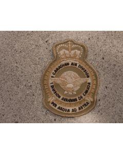 7520 1 CAD Heraldic Crest Tan