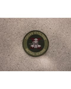7533 CH 148 Cyclone Initial Cadre Patch LVG