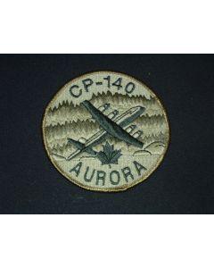 76 398 A - CP-140 Aurora A/C Patch LVG