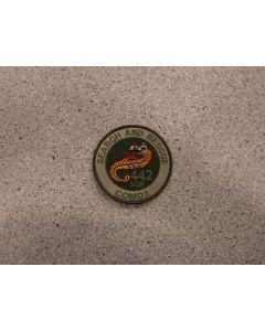 7610 310C - 442 Squadron Colour LVG Patch