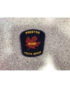 7667 41 F - Preston RCMP Youth Group