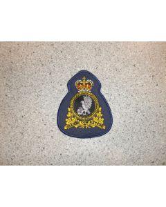 7671 277 E - CEFCON Heraldic Crest