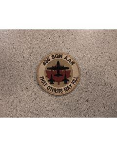 7741 - 435 Sqn AAR Patch Tan