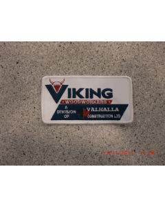 7810 - Viking Woodworkers patch