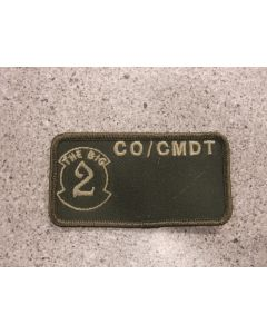 7819 - CO/Cmdt Big 2