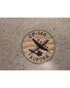 7845 45H - CP-140 Aurora Patch Tan