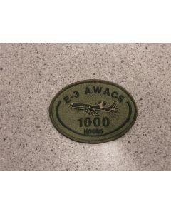 7916 - E3 AWACS 1000 Hours patch LVG