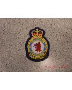 7917 311 D - 403 Squadron Heraldic Crest