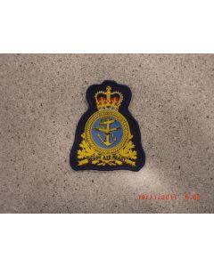 7923 324 D - CMS Heraldic Crest