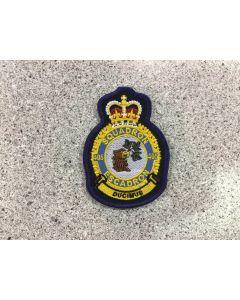803 298 F - 405 Squadron Heraldic Crest Colour