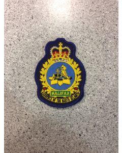 8130 322B - CFB Halifax Crest - Marlant $8.50