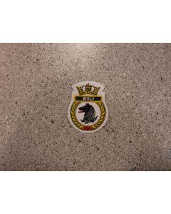 8153 RCSCC WOLF Ship's Crest