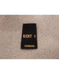 8360 Slip-ons Positions - EOIT 1