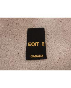 8362 Slip-ons Positions - EOIT 2