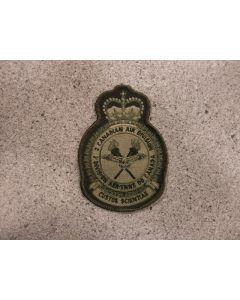 8424 342 F - 2 Canadian Air Division Heraldic Crest LVG