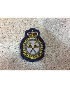 8525 336 B - 2 Canadian Air Division Heraldic Crest (2CAD)