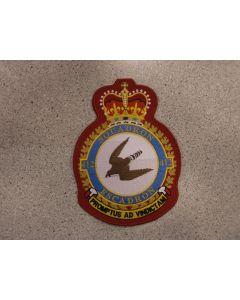 8554 412 Squadron Heraldic Crest
