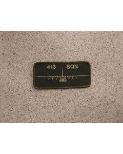 8580 - 413 Sqn Nametag LVG