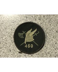 8964 5B- 450 Squadron patch LVG