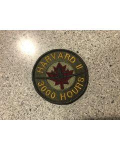 8978 34C- Harvard II 3000 Hours Patch LVG