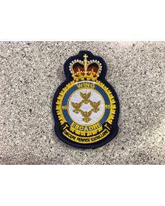 9013-140-D-16 Wing Heraldic Crest