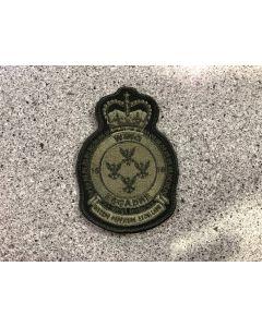 9032 139 B - 16 Wing Heraldic Crest LVG