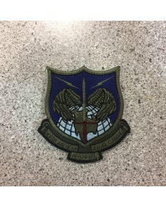 9133 23 C - NORAD Coloured LVG Patch