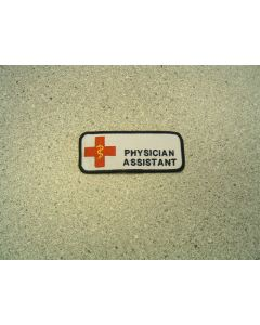 918 - Medical Nametag MARLANT Physician Assistant