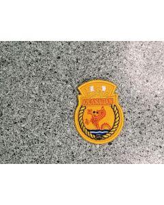 9212 517 - HMCS OKANAGAN Ship Crest