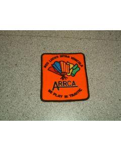 961 - ARRCA Patch