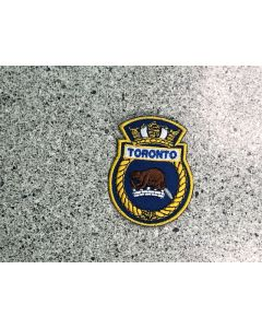 9645 517 - HMCS TORONTO Ship Crest