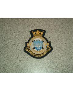 968 - 615 Squadron Heraldic Crest