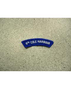 973 251 E - 6th Cole Harbour Shoulder Flash