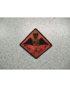 989 - Raven-Wolf Patch