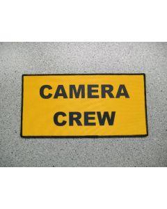 PM8 - Camera Crew Patch
