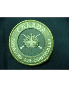 2370 714 B - Canada Forward Air Controller Patch LVG